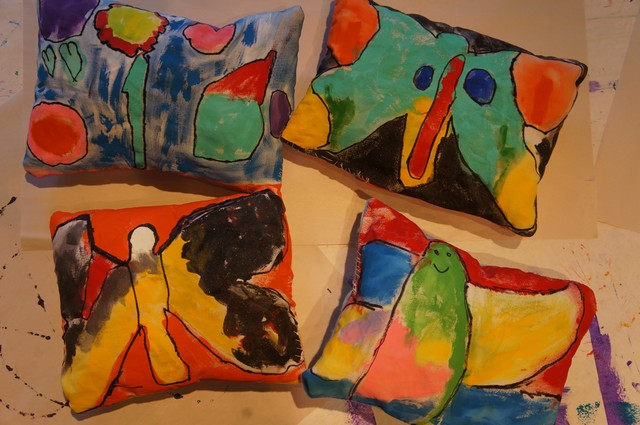 Celebrating Spring: Butterfly Pillows